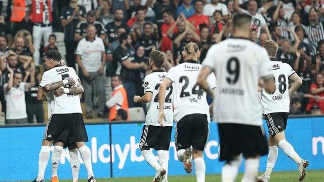 Beşiktaş-Sarpsborg: 3-1 (Geniş özet ve goller)