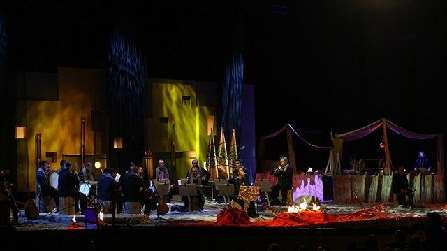 انطلاق المهرجان الدولي الـ15 للموسيقى الصوفية بقونية