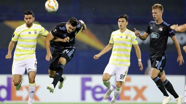 Dinamo Zagreb 4-1 Fenerbahçe (Geniş özet ve goller)