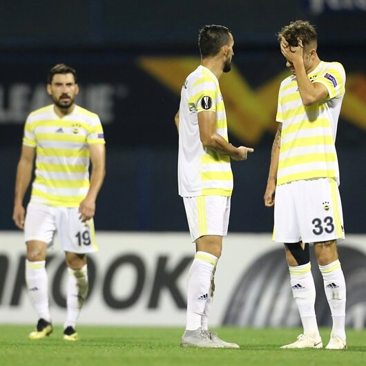 Dinamo Zagreb 4-1 Fenerbahçe maç özeti izle - Video galeri