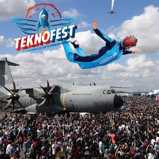 Teknofest'i<br>çok sevdik!