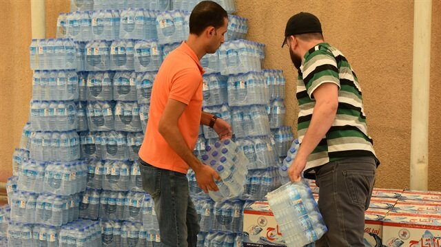 Basra'da 80 bin kişi içme suyundan zehirlendi