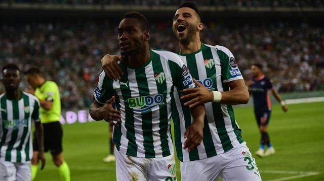 Bursaspor attığı gollere sevinmeyecek