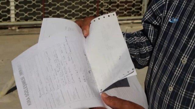 14 aydır kira ödemeyen CHP ilçe örgütü sonunda kirasını ödedi