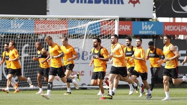 Galatasaray Akhisar'a eksikle gidiyor