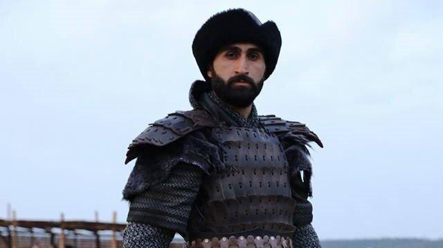 Diriliş Ertuğrul'un ünlü oyuncusundan El Bab'a ziyaret