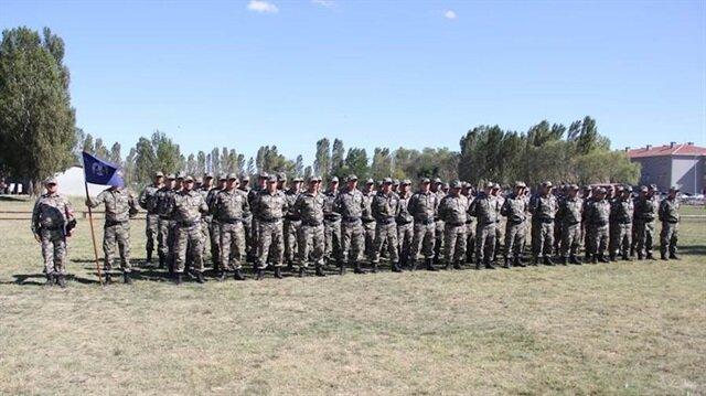 الجيش التركي يجري المرحلة الثانية من مناورات