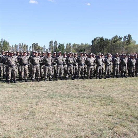 """الجيش التركي يجري المرحلة الثانية من مناورات """"تعبئة 2018"""""""