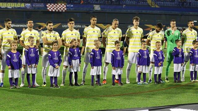 Fenerbahçe kadro denemesinde Avrupa'da zirvede