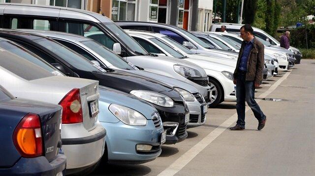 Sıfır araç fiyatlarının aşırı artması ikinci ele olan talebi artırdı.