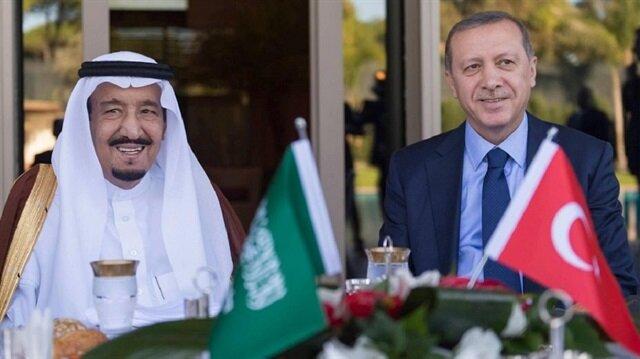 Image result for الملك سلمان اردوغان