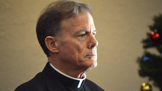 Fas'ta yakalanan ABD'li rahip ülkesine iade edildi
