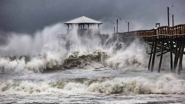 43 وفاة حصيلة ضحايا عاصفة فلورنس