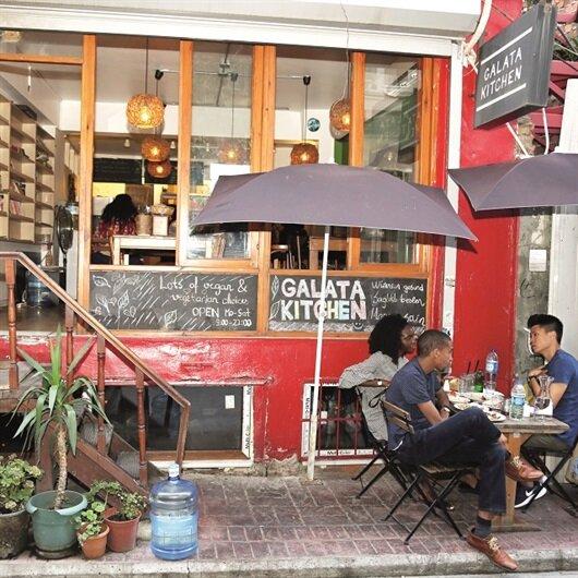 Galata'da lezzet durağı