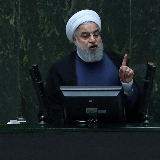 Ruhani: Trump Saddam ile aynı kaderi paylaşacak
