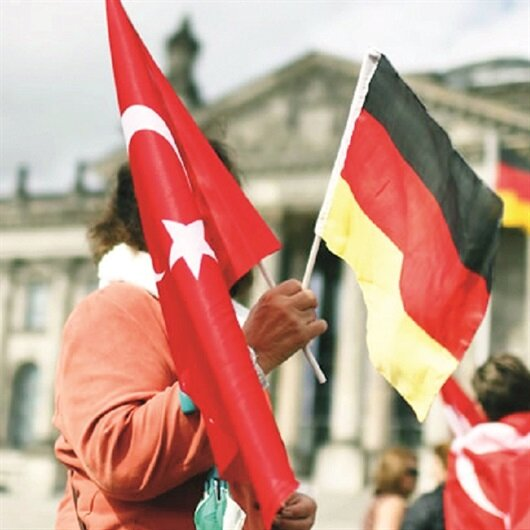 Berlin'den sıcak mesaj var