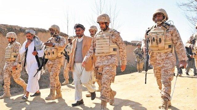 BAE'nin paralı askerleri Yemen'de