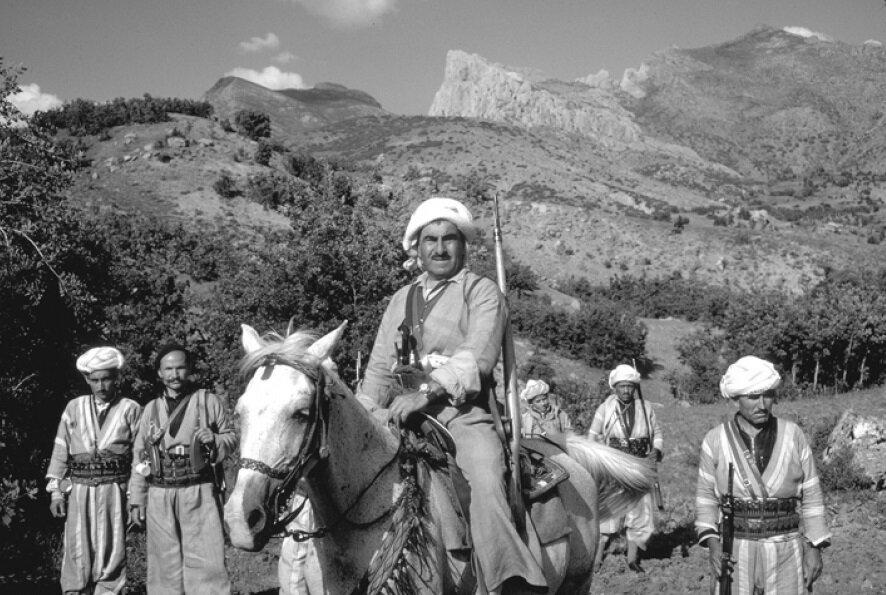 Mustafa Barzani'nin Özbekistan'a yerleşmesi, beraberindeki Kürt aşiretlerin de bölgeye gelişine yol açtı.