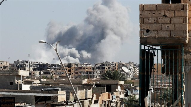 Intl coalition killed 2,832 Syrians since 2014: NGO