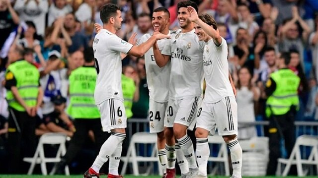 الريال يحقق فوزا صغيرا أمام إسبانيول