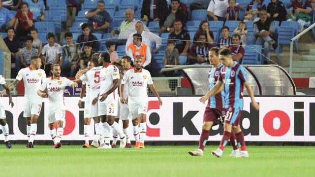 Trabzonspor evde yok
