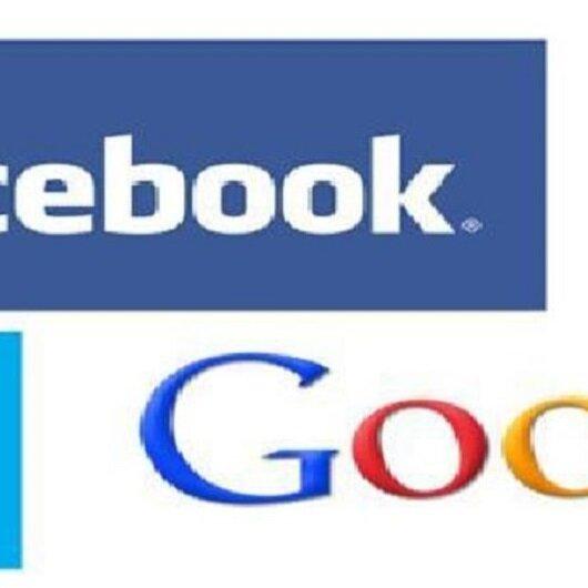 البيت الأبيض يدرس إجراء تحقيق مع غوغل وفيسبوك
