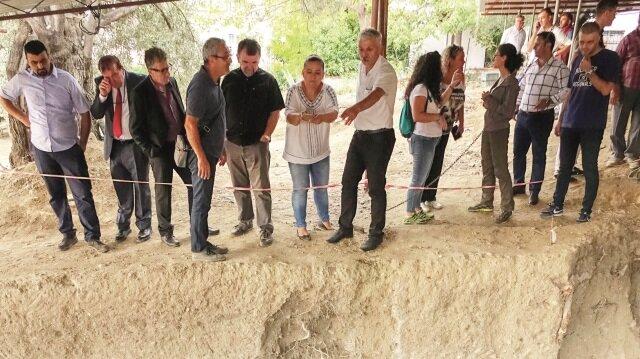 3 bin yıllık küp mezarlar