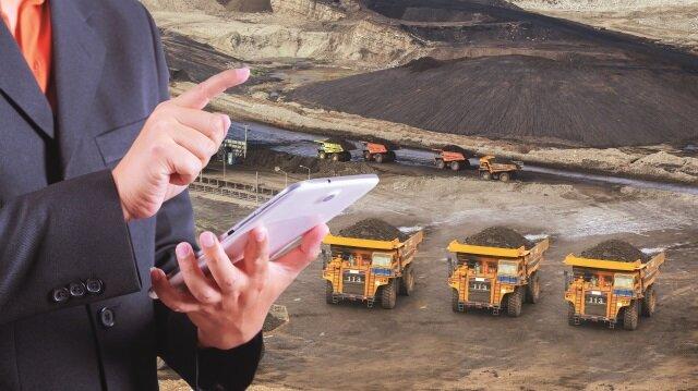 Pardus madenlerde yer altında çalışan personelin anlık takibinde destek sağlayacak.