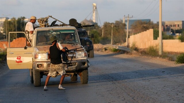 At least nine killed in renewed Tripoli clashes in Libya