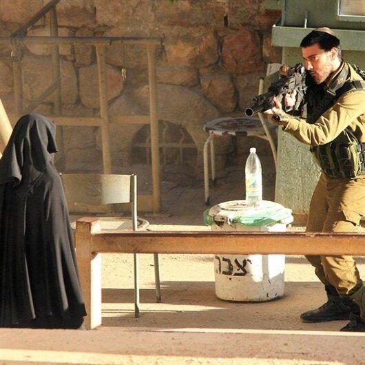 Filistinli genç kıza 10 kurşun