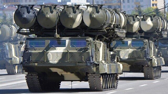 Rusya'dan Suriye kararı: S-300 yolluyor