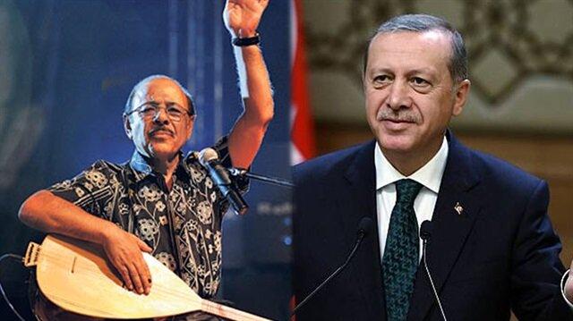 Erdoğan'ın dilinden Neşet Ertaş
