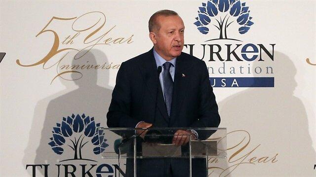 Başkan Erdoğan'dan Fırat'ın doğusu için operasyon sinyali