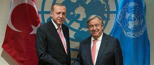 Erdoğan'a İdlib teşekkürü