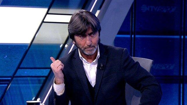 Rıdvan Dilmen: Bir adam sarı kart görmez mi?