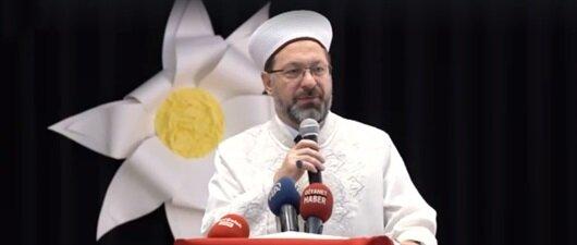 Kız Kur'an kursları açılış programına yoğun ilgi