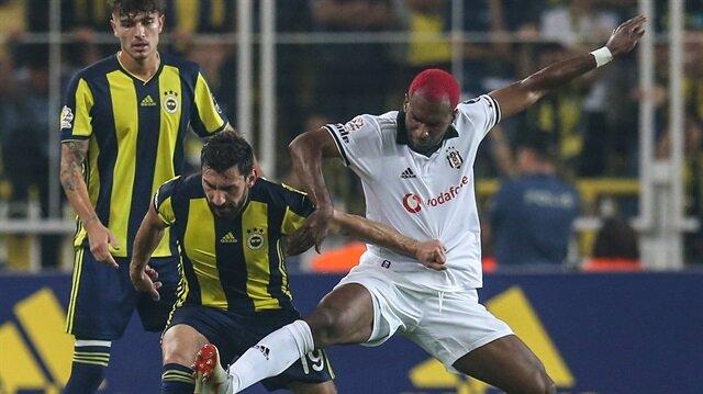 Fenerbahçe-Beşiktaş: 1-1