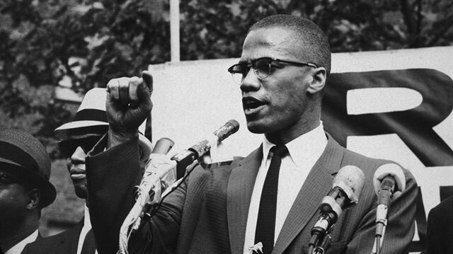 Malcolm X'in kızı Erdoğan'ı babasına benzetti