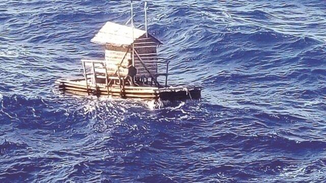 Okyanus'ta 49 gün