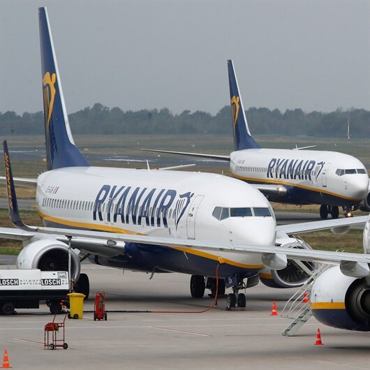 Ryanair says it may trim expansion plans due to strikes