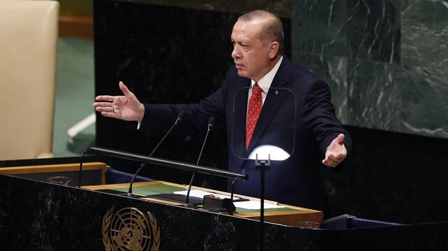 Erdoğan'dan dünyaya FETÖ uyarısı: Terör ihraç ediyor