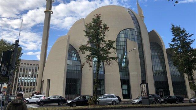Erdoğan'ın açacağı camide son hazırlıklar tamam