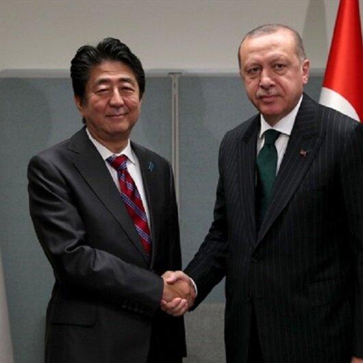 أردوغان يواصل مباحثاته الدبلوماسية ويلتقي عددا من المسؤولين