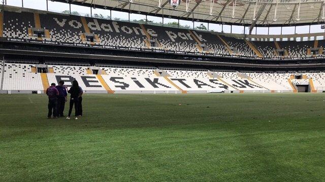 Beşiktaş-Kayserispor maçının yeri değişebilir