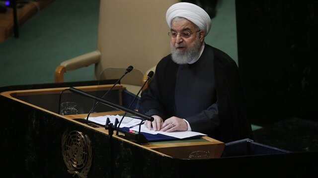 Ruhani'den Trump'a çağrı: Yaptırım uygulamayın