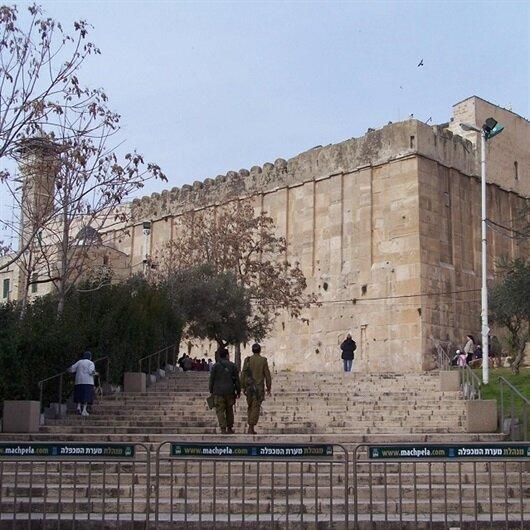 إسرائيل تغلق الحرم الإبراهيمي بالخليل