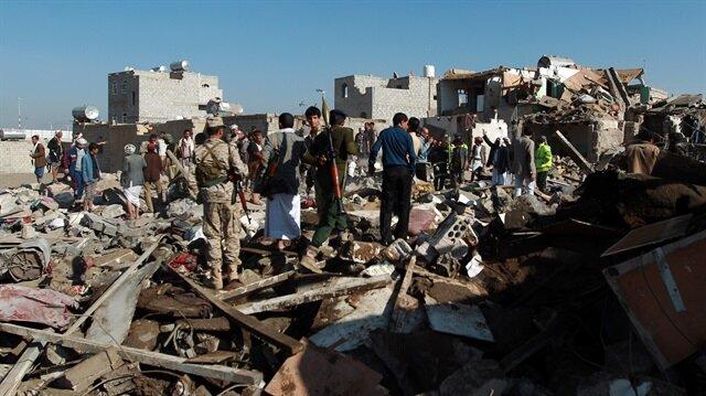 Koalisyon güçleri Yemen'deki saldırıları yalanladı