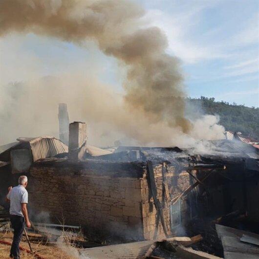 CHP lideri Kılıçdaroğlu'nun doğduğu ev yandı