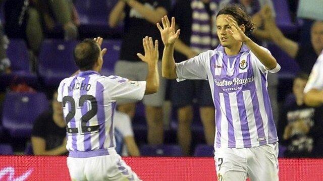 Enes Ünal'lı Real Valladolid ilk galibiyetini aldı