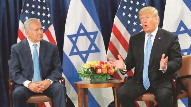 İsrail terörüne onay